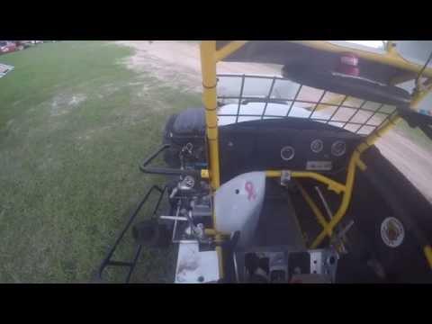 Lebo Motorsports - Putnam County Speedway Heat #1 (05/21/2016)