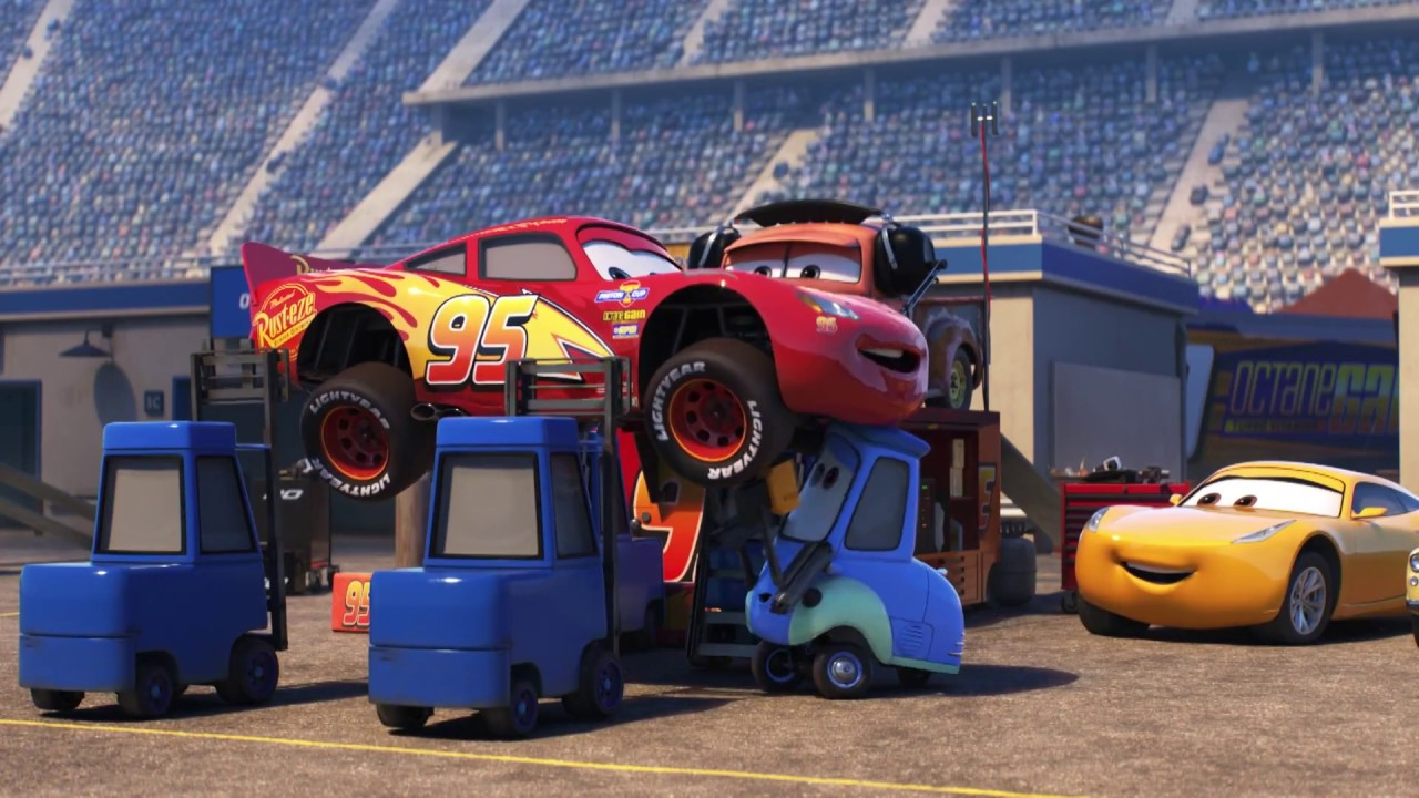oscaro reprenez votre voiture en main cars 3 fr youtube. Black Bedroom Furniture Sets. Home Design Ideas