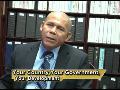 Your Country, Your Development, Your Government with Minister Norton - November 17, 2015