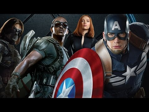 Captain America: The Winter Soldier - Review