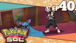 Pokémon Sol Ep.40 - LA MAZMORRA DEL TEAM SKULL MOLA UN HUEVO!