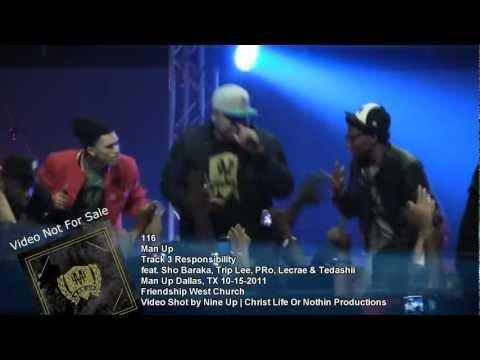 Man Up Concert | 116 Clique Live in Dallas