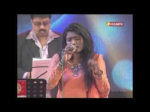 KAVIDHAI KELUNGAL by Super Singer SONIA in GANESH KIRUPA Best Light Music Orchestra in CHENNAI