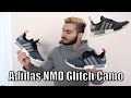Adidas NMD R1 Glitch Camo Review & On Feet | + Giveaways!!!