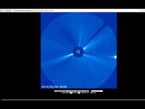 Nibiru 2016 15th May 2016 How to search for images from this deep space camera