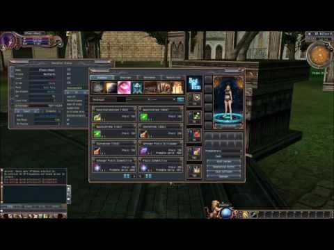 Last Chaos GeR To Destiny LiveCom. Ex-Rouge