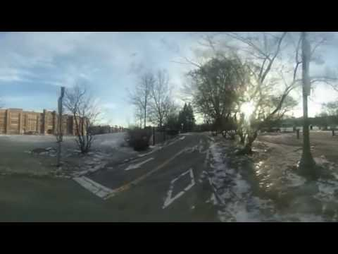 Riding home - 360 degrees - 03022017