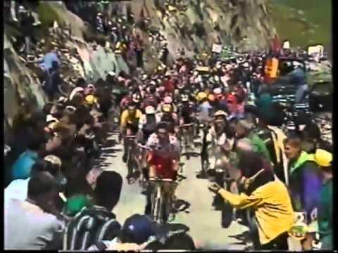 Tour de France 1999 - 10 Alpe d'Huez Guerini