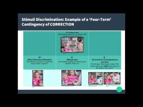 Stimulus Discrimination - Fiona Allum  Erin Bauman - YouTube