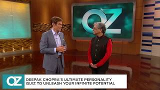Dr. Oz and Deepak Chopra - The Desire Of Being Understood Better By Others