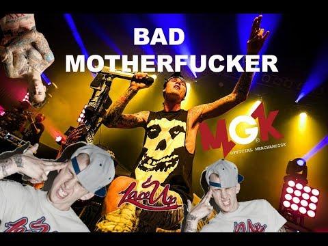 bad motherfucker machine gun