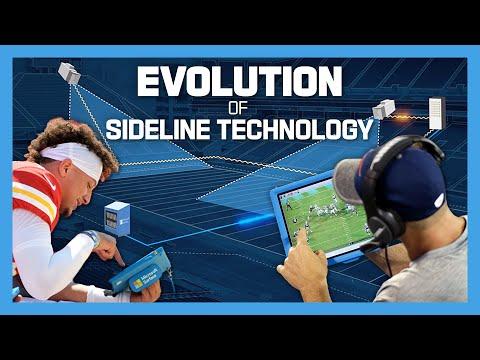Evolution of NFL Sideline Technology | NFL Explained
