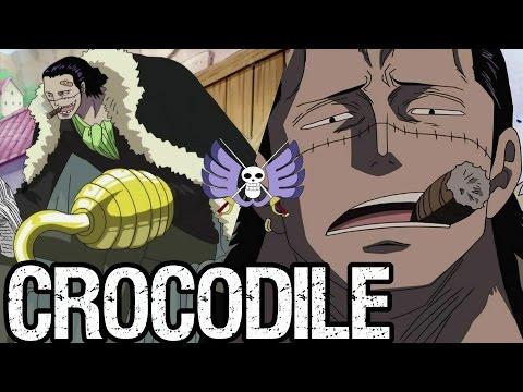 The 7 Warlords: Sir Crocodile