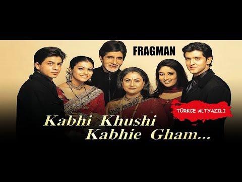 Kabhi Khushi Kabhie Gham - Fragman (Tr Altyazılı)