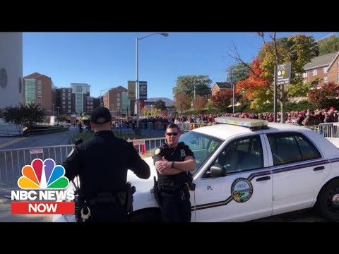 The Crushing Cost Of Trump Rallies  NBC News NOW