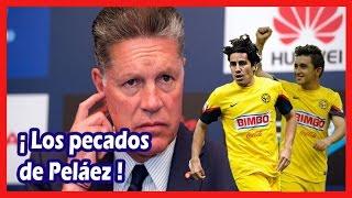 Los 10 peores fichajes de Ricardo Pelaez en su era con América