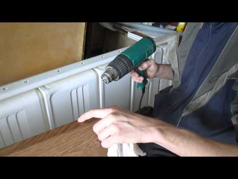 Как оригинально обновить старый холодильник