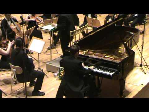 Chopin Piano Concerto in f minor. Pawel Mazurkiewicz