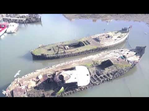 Lowestoft Wrecks 2018