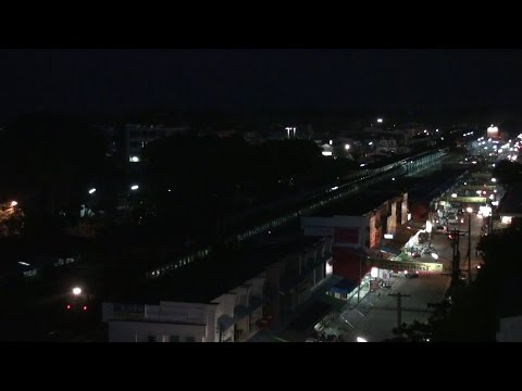 【Royalty Free Material】SRT #140 departing at Sri Saket station