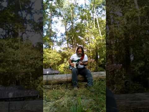 """""""Blue Dreamer""""  Gitano/Flamenco guitar freedom, Texas Music 2 The World"""