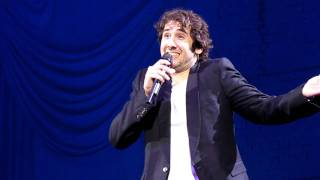 Josh Groban Funny Q&A - Wants to be a Groupie! STY Charleston.MOV