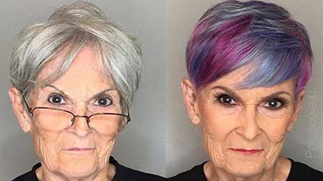 Beautiful Short Haircuts For Older Women In 2017