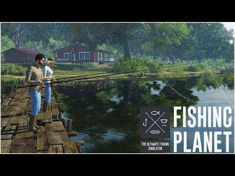 First TROPHY FISH! – Fishing Planet Xbox One Gameplay