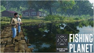 First TROPHY FISH! - Fishing Planet Xbox One Gameplay