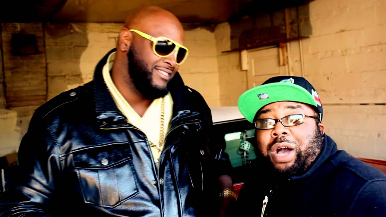 Rick Ross Wale and Freeway Maybach Car Show - YouTube