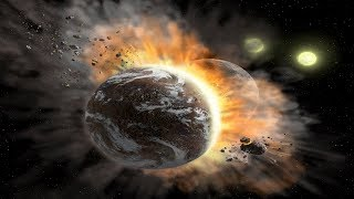 What Happens When Exoplanets Collide ?