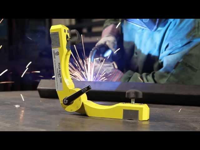 Pivot Welding Angle 200 - Magswitch Technology
