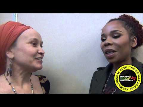 Cedella Marley Interview