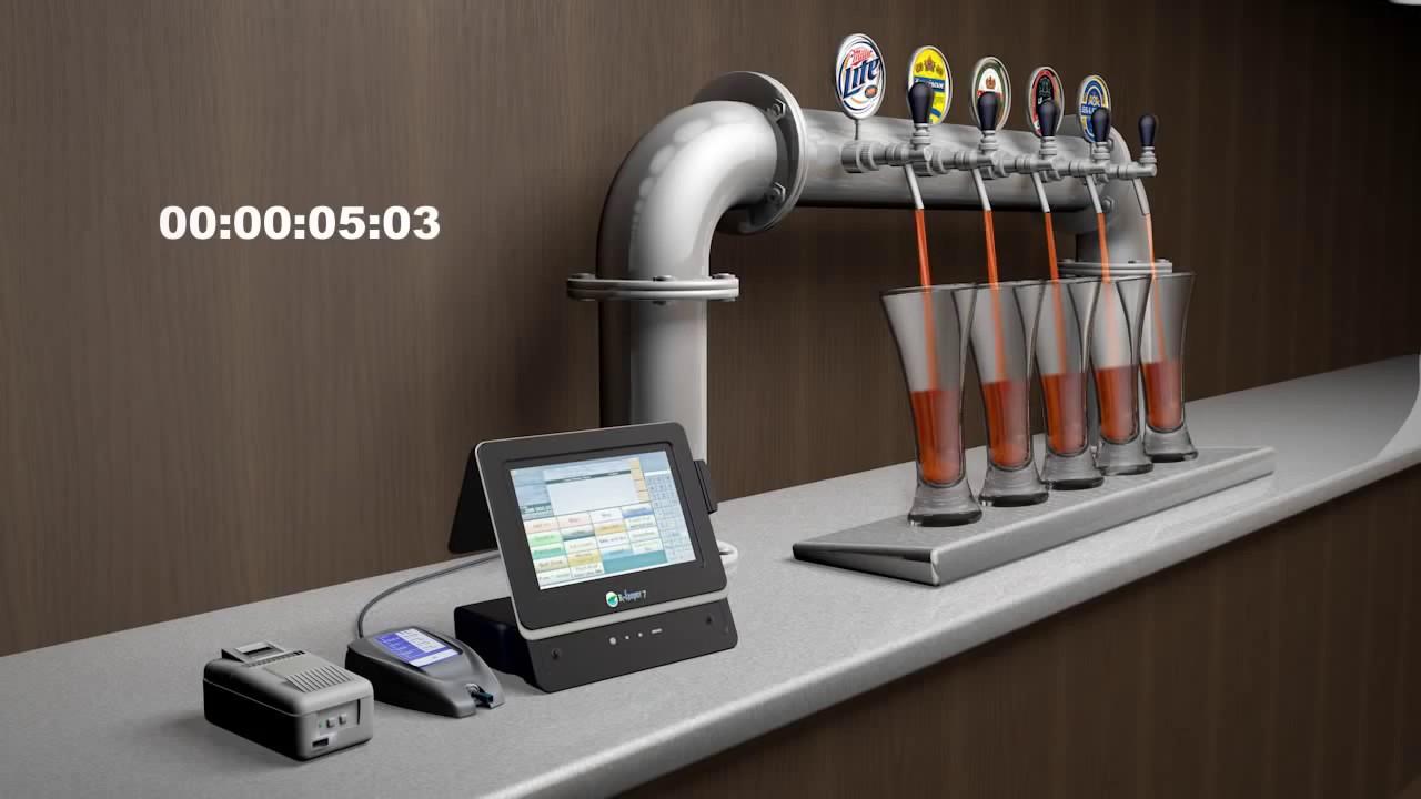 Система E-Beer СКБара