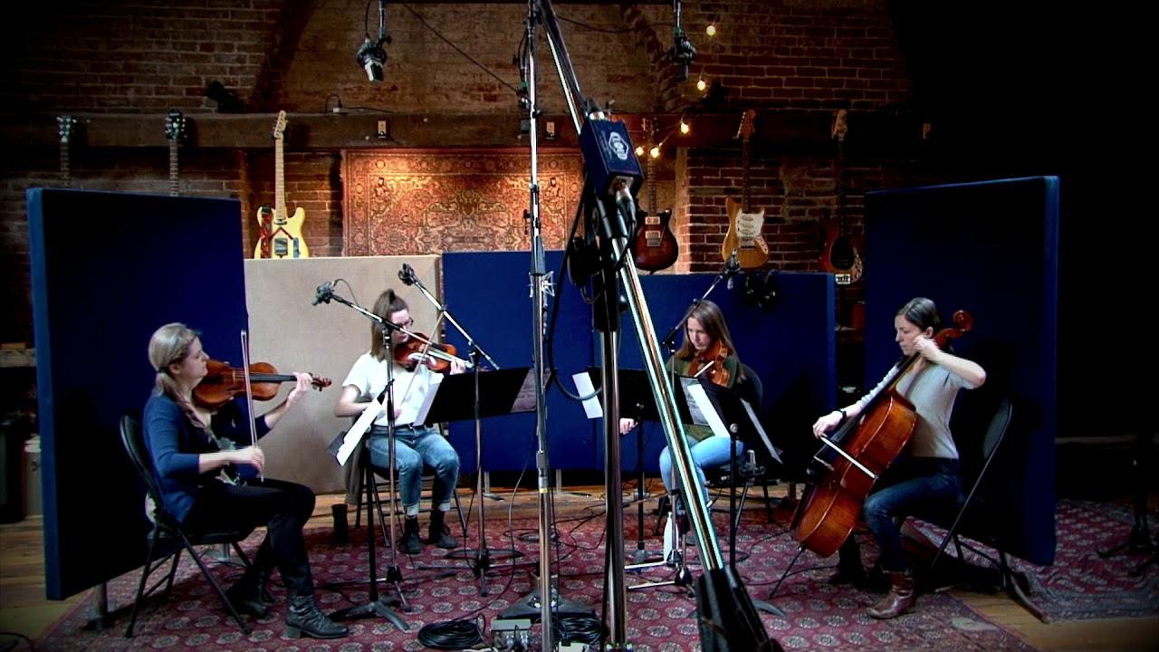 The Good Stuff- The String Quartet!