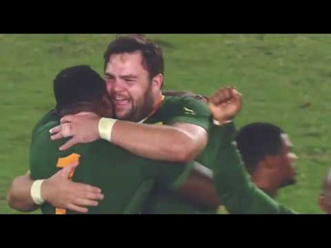 Rugby World Cup | A Magical Trip Back In Time To The 2019 Final With The Springboks | SuperSport