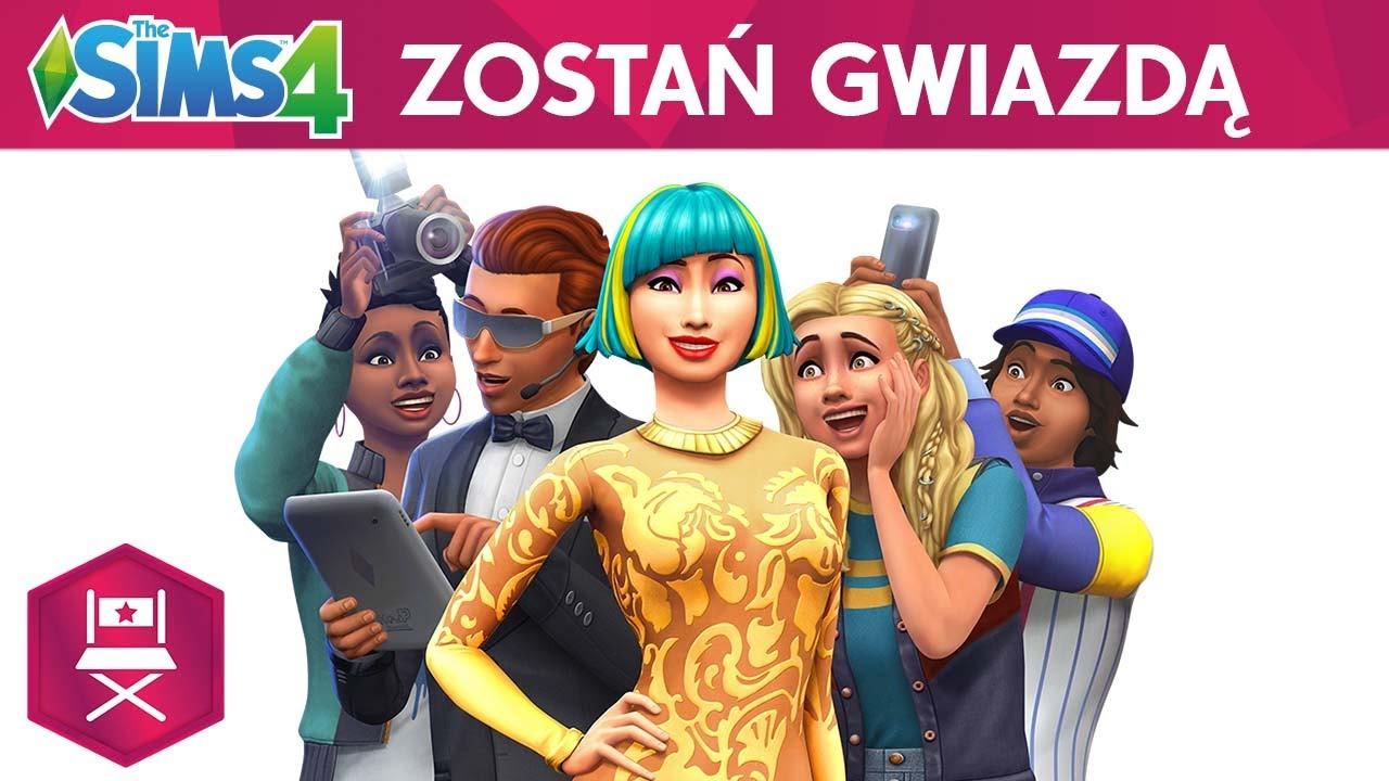 The Sims 4 Zostań gwiazdą: oficjalny zwiastun