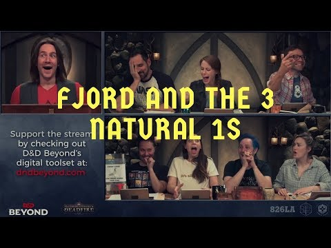 Fjord and the 3 Natural 1s