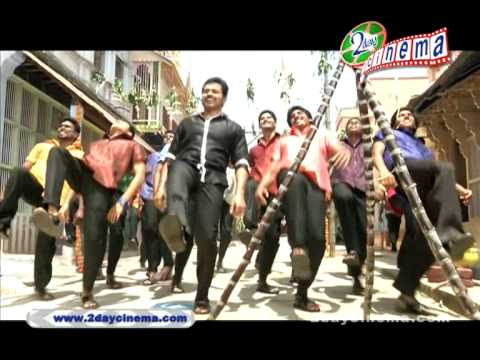 All in All Azhagu Raja Chellam Song Making Travel Video