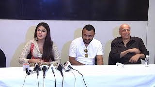Jalebi Movie Promotions in Delhi | Full Conference | Rhea Chakraborty | Mahesh Bhatt