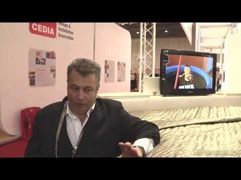 CEDIA Expo 08 : Connexions Bespoke Furniture