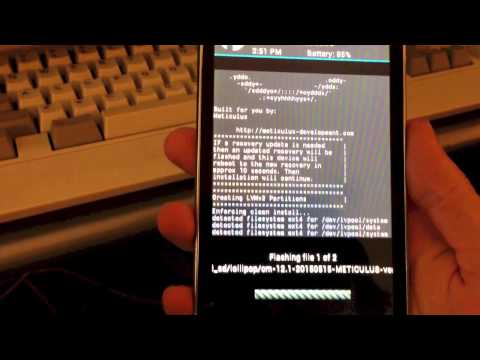 How to Install CyanogenMod 12 on a Samsung Galaxy Player 5.0
