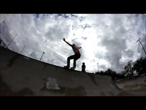 Austin Beehler  Tallahassee rollerblading