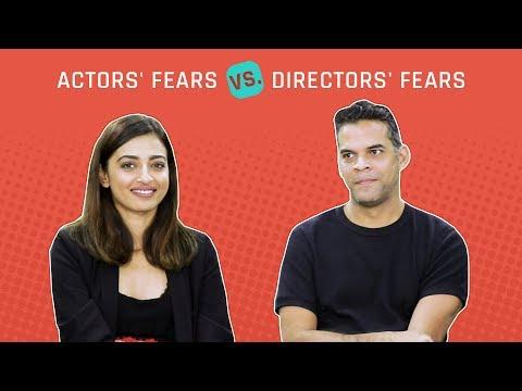 MensXP: Actors' Fears Vs Directors' Fear With Radhika Apte & Vikramaditya Motwane