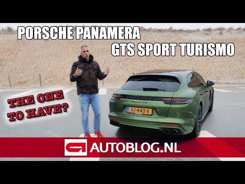 Porsche Panamera GTS Sport Turismo: rijtest
