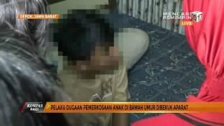 Polisi Bekuk Pemerkosa Anak di Bawah Umur