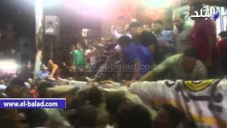 بالصور.. ياسين التهامي في الليلة الختامية لمولد السيد البدوي بمشاركة الآلاف من المتصوفين
