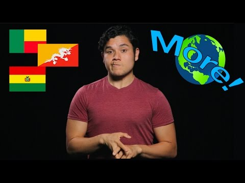 Geography More! Benin, Bhutan and Bolivia (Geography Now!)