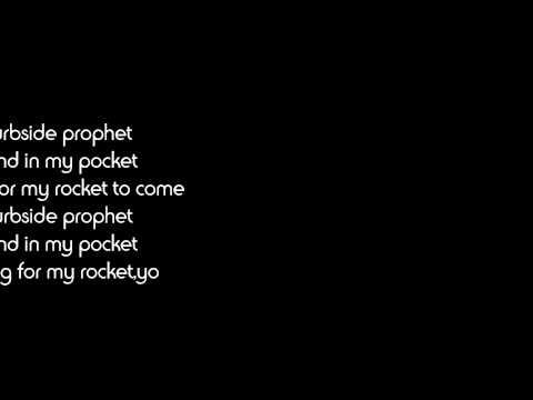 Jason Mraz- Curbside Prophet Lyrics
