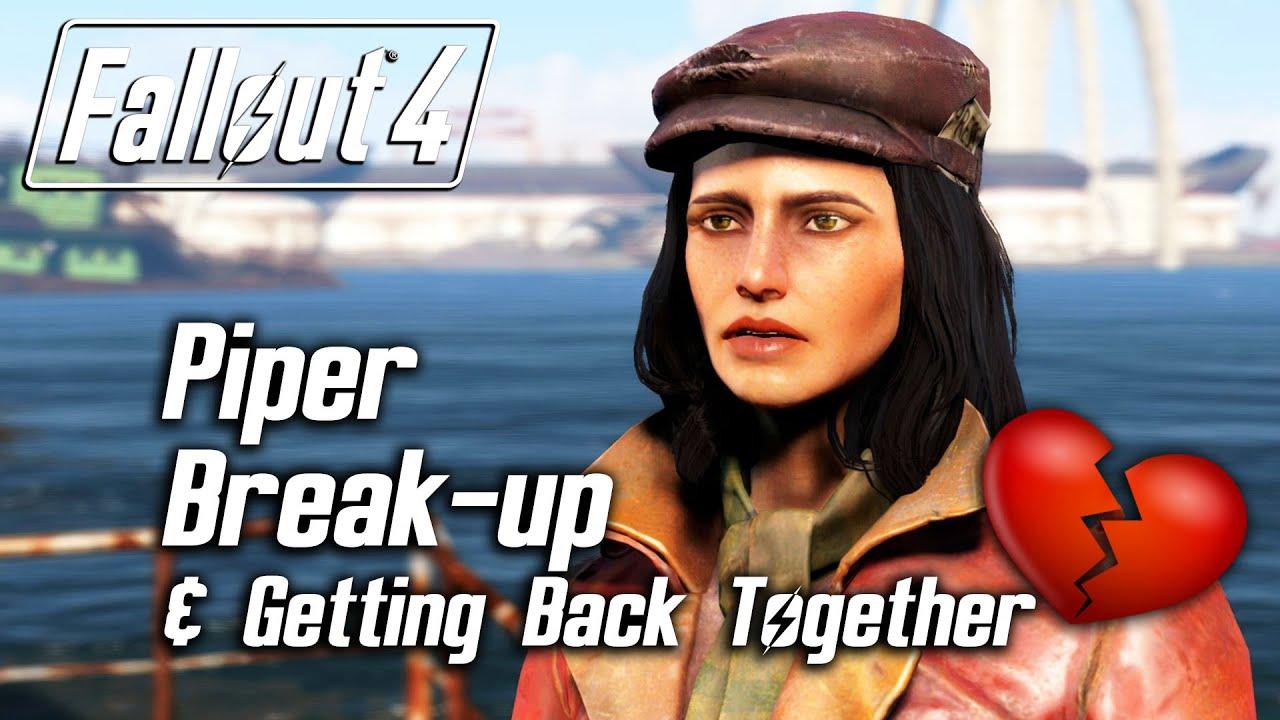 Fallout 4 Piper Romanze